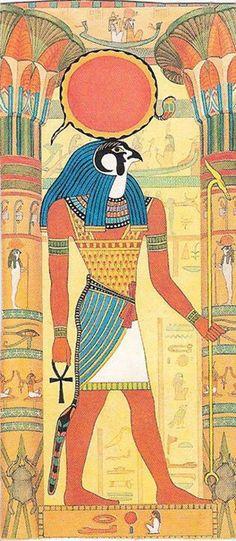 Славянский бог солнца Хорс