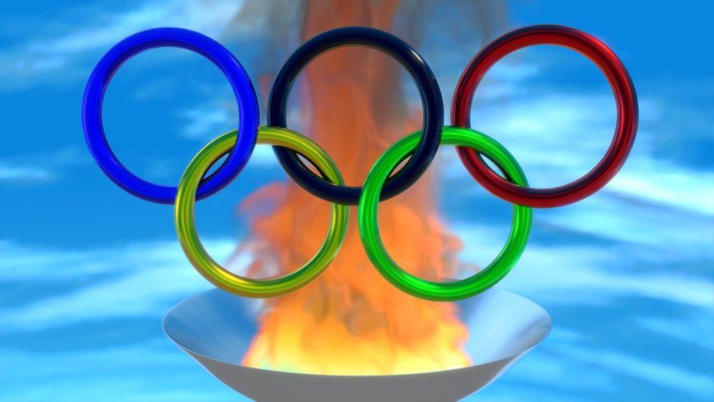 Бог Кронос и Олимпийские игры